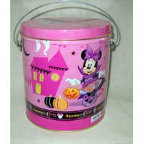 Lata Grande Halloween Minnie