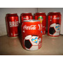 Lata Coca Cola Mini 250 Mundial 2014 Llena T6h4