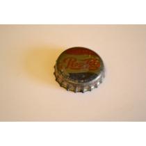 Antigua Tapita Gaseosa Pepsi Coca Corcho De Los Años 60