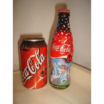Lata Botella Coca Cola Mundial 2002 Cqws