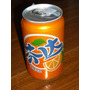 Lata Fanta Naranja 330ml China Sin Abrir