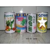 Latas Coleccionables De Gaseosas Y Cervezas (26)