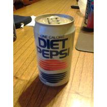 Lata De Coleccion - 1 Cal. Diet Pepsi Usa 1993