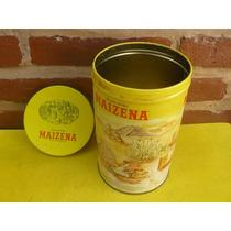 Lata Antigua Maizena Duryea 100 G C/tapa Colección Consulte