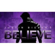 Justin Bieber Espectacular Lata Oficial De Coleccion