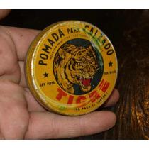 Antigua Lata Sin Abrir , Pomada Tigre Alpargatas , (,,,)