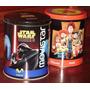 Latas Pochoclo Cine Peliculas Star Wars Nokia Toy Story