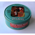 Envase De Lata Torta Tipica Galesa - Waless - Coleccionable