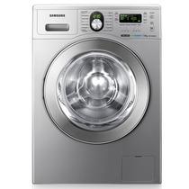 Lavarropas Samsung Wf1702s Silver 7kg 1200rpm Aaa Un Lujo