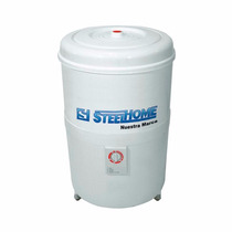 Lavarropas Semiautomatico Sh 6 Sb Steel Home Hasta 12 Cuotas
