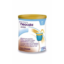 Leche En Polvo Neocate Nutricia Junior Chocolate 400 Gr