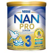 Nan Pro 3 Nestle - 800gr - Del Mar Y Otros Cuentos