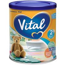 Leche Infantil Vital 2 X 800 Gr Punto Bebé