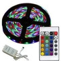 Tira Led 5050 Rgb Int 5mts 300 Led+controladora+c/remoto