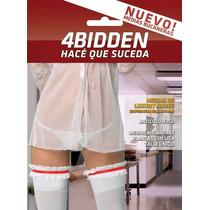 Medias Luxury Nurse Enfermera 4bidde Ed. Limitada Código 352
