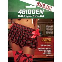 Medias Schoolgirl Colegiala 4bidden Código 321