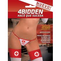 Medias Hot Nurse Enfermera Hot 4bidden Código 344