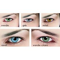 Lentes De Contacto Color Soflens Bausch & Lomb Starcolors Ii