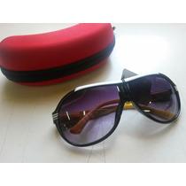 Gafas Anteojos De Sol Nuevos Carreranegro C/estuche