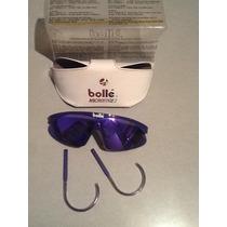 Gafas/lentes De Sol Bollé Francia Ciclismo/sol Violeta