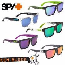 Gafas Lentes Espejados Spy Helm Ken Block Todos Los Modelos