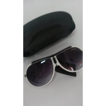 Gafas Anteojos De Sol Nuevos Carrer Blancas C/estuche