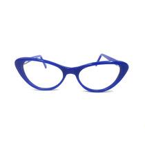 Armazones Anteojos Retro Pin Up Acetato 100% Patilla Flex