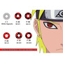 Lentes De Contacto Sharingan, Naruto, Magic Eye, Cosplay