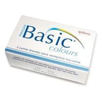 Lentes De Contacto Color Trikolor De Waicon (almagro)