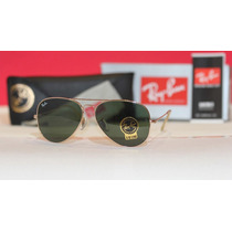 Lentes Ray Ban Aviator 3025-originales-directo Optica-icons