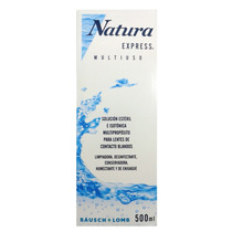 Natura Express 500 Ml Liquido Multiproposito Lentes Contacto