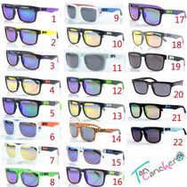 Gafas Spy+ Helm Ken Block - Variedad De Modelos Y Colores