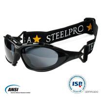 Anteojo Steelpro Modelo X5 Opaco / Oferta