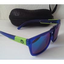 Lentes Anteojos Gafas Dragon Espejados Azules