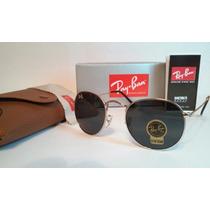 Anteojos Lentes Gafas Sol Ray Ban Rb3447 J Lennon ( Aviator