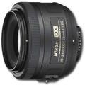 Lente Nikon Af-s 35 Mm F/1.8 G + Garantía