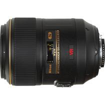 Lente Objetivo Macro Nikon Af-s Fx 105mm F/2.8g Vr Cristal