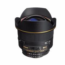 Lente Nikon 14 Mm Af F/2.8 D Ed - Fx
