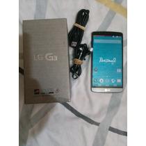 Oportunidad! Lg G3 Nuevo Personal+ Accesorios Originales
