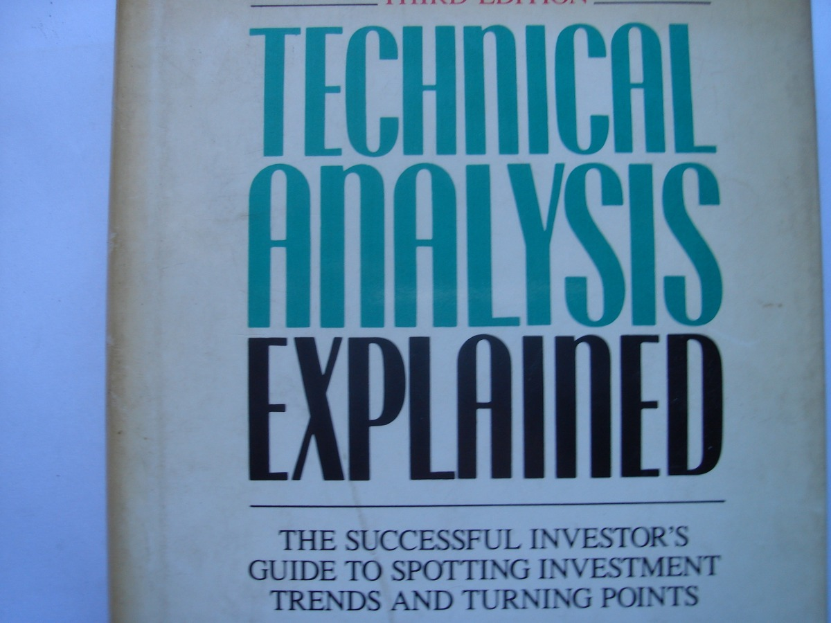 libros de analisis tecnico: