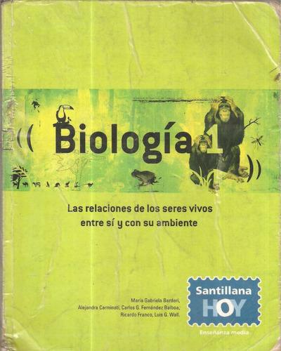 Libro De Biologia 1