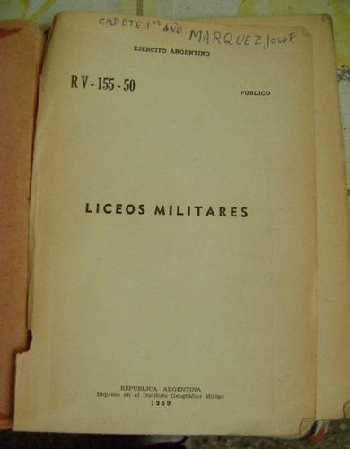 liceos argentina: