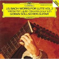 J.s. Bach: Suite + Lagoya (lote X 2 Cds)