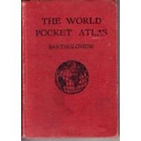 The World Pocket Atlas De J. Bartholomew, En Mendoza.