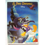 Disney Dibujos Animado Comic El Pato Darwing Libro Ilustrado