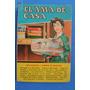 El Ama De Casa Romero Antiguo Manual Social 1955 Bruguera