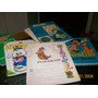 Libros Infantiles-lote De 5-para Encuadernar