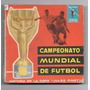 Libro Antiguo Campeonato Mundial De Futbol