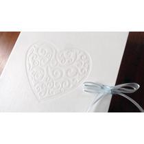 Caja Guarda Libro Para Libro De Firmas Casamientos Handmade
