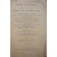 Avicultura - Dr. Salvador Castello Y Carreras